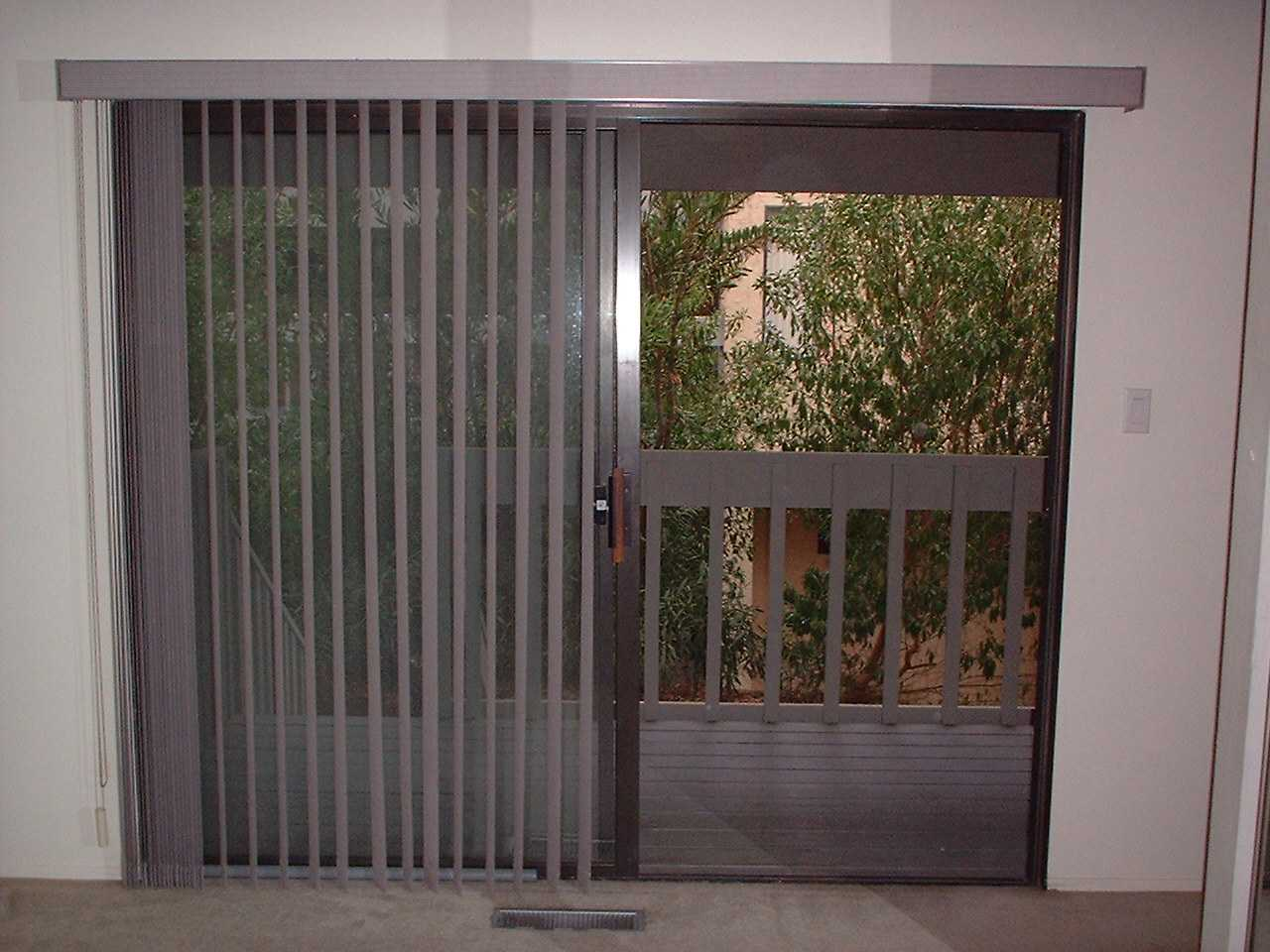 Affordable quiet safe convenient for Balcony door ideas